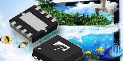 Additions to the EZBuck regulators offer low on-resistant power