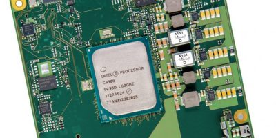 COM Express Type 7 module is designed for high performance servers