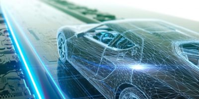 Interface conversion IC converts eDP for automotive displays