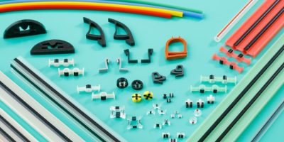 Fujipoly offers complex co-extruded silicone rubber gaskets