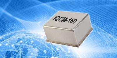 IQD halves size of disciplined OCXO
