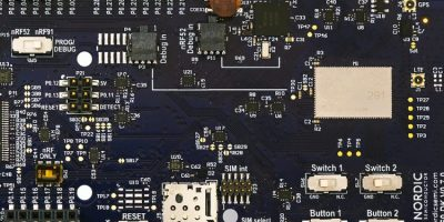 Cellular IoT module offers global connectivity