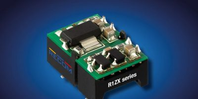 DC/DC duo include linear regulator for precision