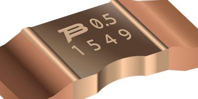 TTI stocks high power current sense resistors from Bourns