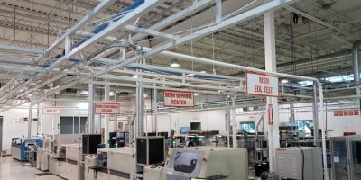 Gentherm selects Nordson ASYMTEK equipment for their conformal coating lines