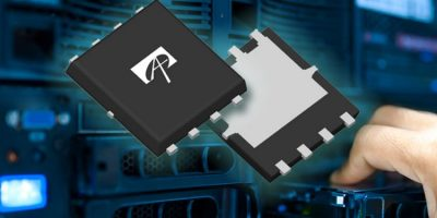 MOSFET for hot swop applications has high SOA
