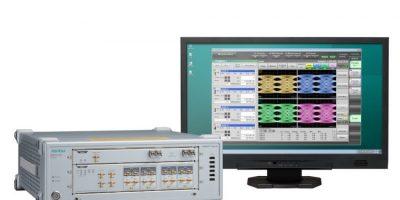 Four-channel oscilloscope halves cost per channel