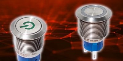 Vandal-resistant sealed switches take on hostile environments