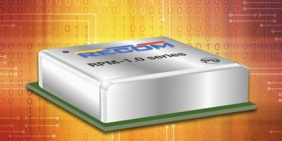 DC/DC converters have DOSA-compliant footprint for slim design