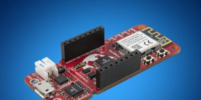Mouser stocks up on Microchip PIC-IoT WG development board