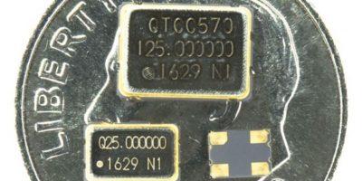 Hi-rel crystal oscillators save space; meet MIL-PRF-55310 Level B