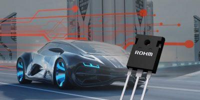 Rohm adds 10 automotive grade SiC MOSFETs