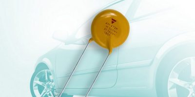 Ceramic disc capacitors for class X1 / Y1 are AEC-Q200-qualified