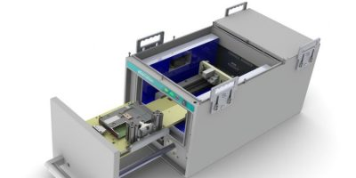 RF wireless test chamber is for consumer and automotive design