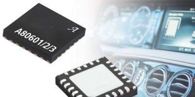 LED driver control method eliminates PWM noise