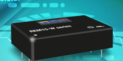 Dengrove provides Recom's compact 2MOPP DC/DC modules