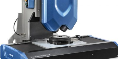 3D imaging and metrology system reaches sub micron levels