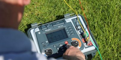 Megger adds test lead reels to ground tester