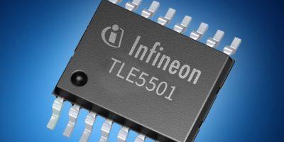 Mouser offers Infineon's ASIL D single chip sensor