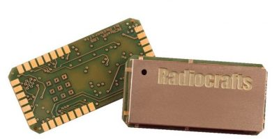 Integrated RF modules create 6LoWPAN sub-GHz mesh