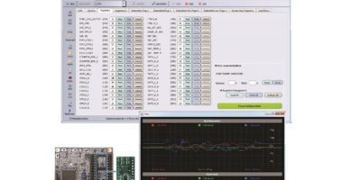 STMicroelectronics improves GUI for custom motion-sensing design