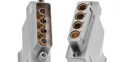 D-sub connector series is for space and mil/aero applications