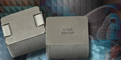 Automotive-grade inductors are in 5050 case