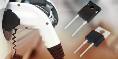 Fast rectifiers reduce conduction and switching losses