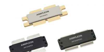 RF LDMOS transistor is rugged for ISM applications