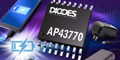 USB PD controller supports standard and proprietary protocols