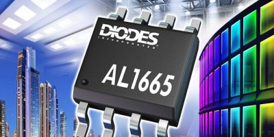 Single-stage, LED driver controller allows mixed-mode dimming