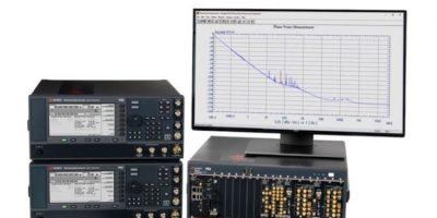 Keysight address phase noise with phase noise test system (PNTS)