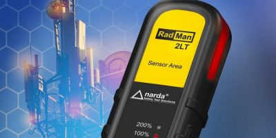 Link Microtek adds personal EMF safety monitor