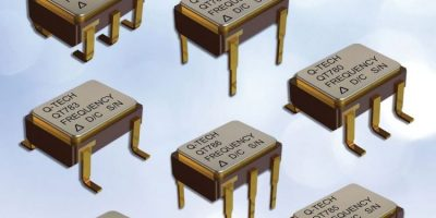 Crystal oscillators from Q-Tech suit LEO satellites
