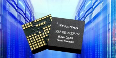 Power modules suit space-constrained applications