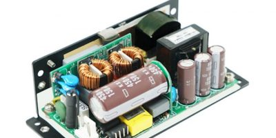 Open frame power supply is approved for LED lighting