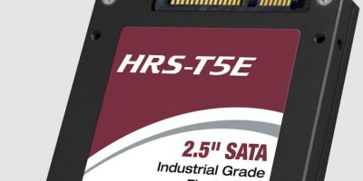 Rugged SSD uses 3D TLC NAND technology