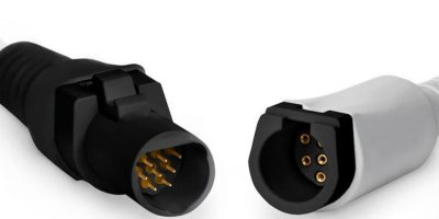 D series connectors replace autoclave models in medical devices