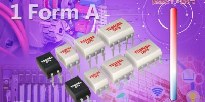 High-current photorelays achieve UL 508 for factory automation