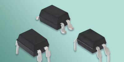 Optocouplers save space and isolate noise in industrial equipment