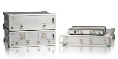 Vector network analysers supports 43.5GHz for K-Connector