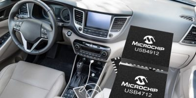 Single-port USB IC reduces footprint and system costs, says Microchip