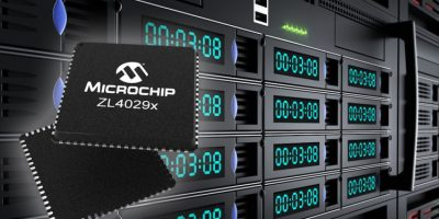 Microchip claims clock buffers are first to meet DB2000Q/QL standards