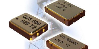 Miniature high-temperature oscillators are tailored for drilling applications