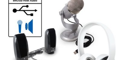 Segger adds audio support for embedded systems with