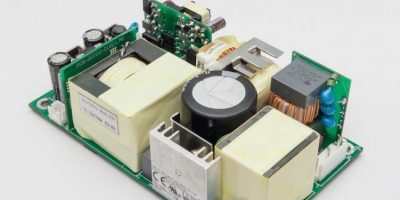 AC/DC medical-grade power supply is compact