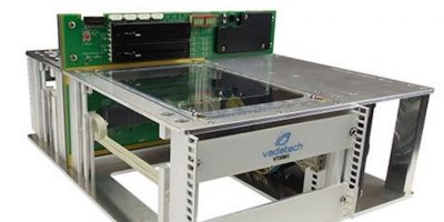 VadaTech offers trio of single slot 3U VPX chassis options