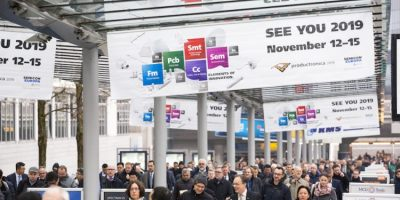 The future of the electronics production industry on display at productronica 2019