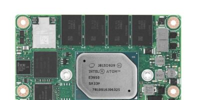Advantech launches SMARC module for industrial automation