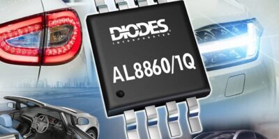 Automotive buck LED drivers streamline lighting indoors and out